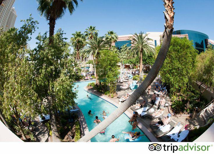 Where there's a lazy river I'm there! MGM Grand Hotel and Casino (Las Vegas, NV) - Resort Reviews - TripAdvisor  #MyTripAdvice