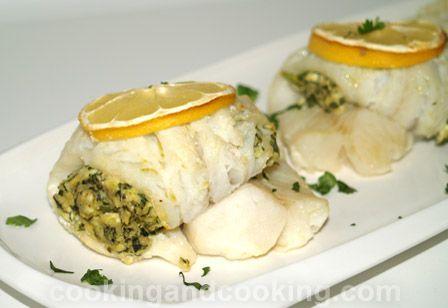20 best ideas about stuffed fish on pinterest stuffed for Stuffed fish fillets