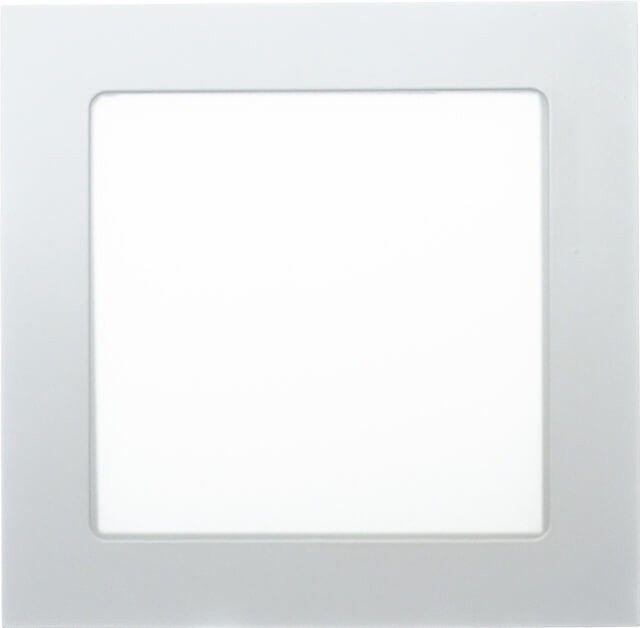 Disponibil cu temperatura de culoare alb cald sau alb rece, SPOT LED 12W PATRAT SLIM MAT poate fi integrat printr-un sistem foarte simplu in orice tavan aparent sau de rigips. Alimentarea se face la 220V cu ajutorul transformatorului inclus in pachet.