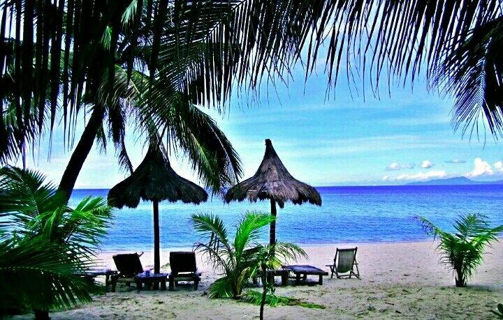 Tamaraw Beach Resort, Puerto Galera, Oriental Mindoro