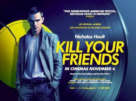Kill Your Friends   Stu Loves Film