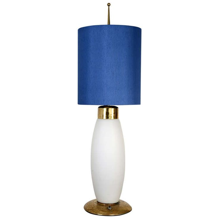 Extraordinary Large Table Lamp By Stilnovo