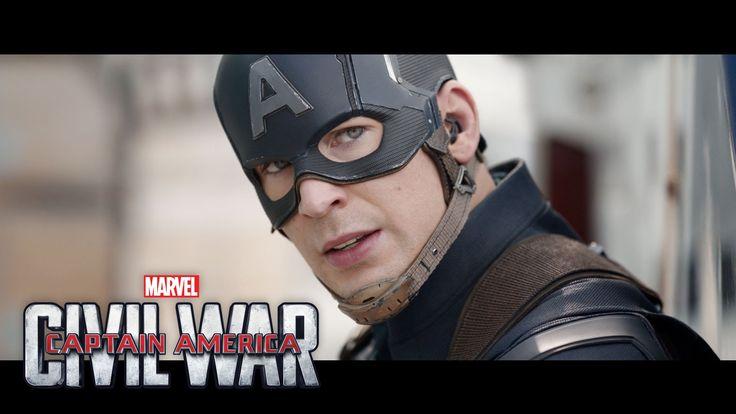 Marvel's Captain America: Civil War - Trailer 2 < Bucky! Steve! Tony! Nat! Wanda! Peteeerrr! Ahhhh! I'm dying right now!!!!