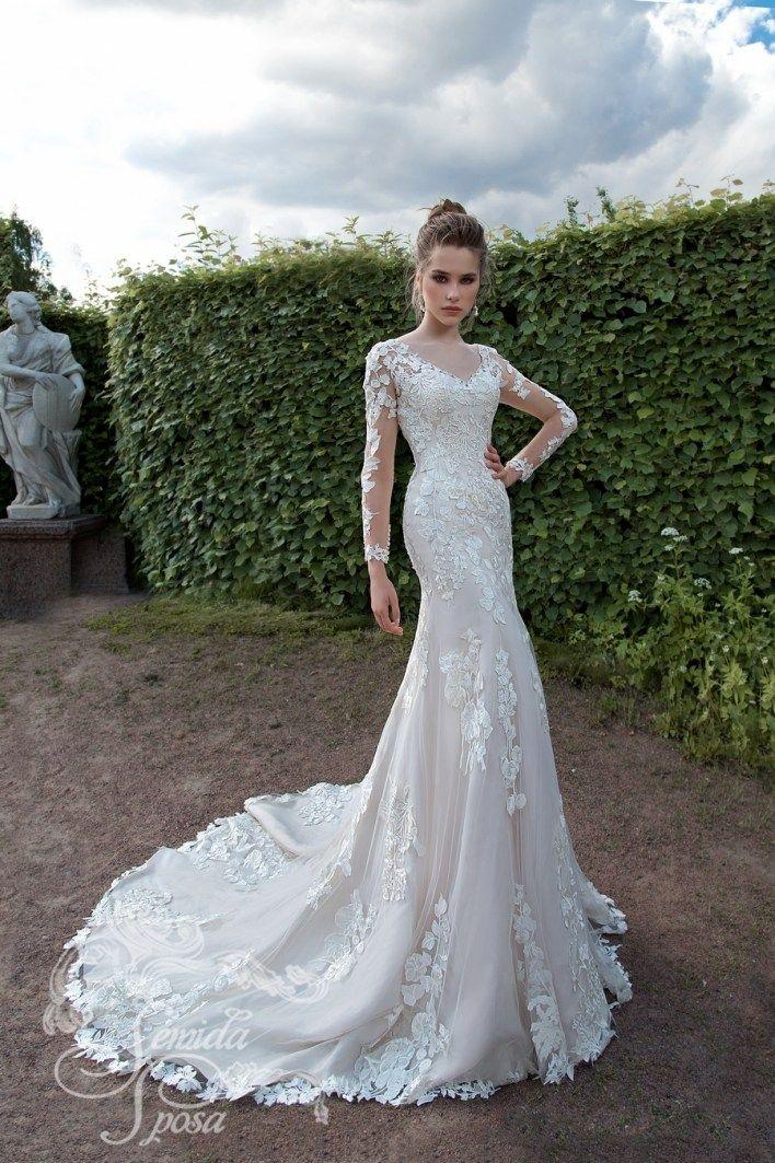 Modest Wedding Dress Modest Wedding Dresses With Sleeves Mermaid Wedding Dress With Sleeves Modest Wedding Dresses