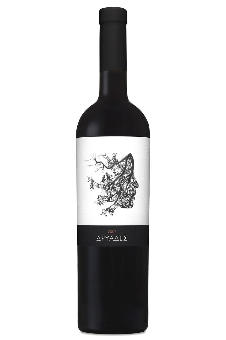 Dryades are the nymphs of oak trees!  Dryades wine is a mythical wine made from the international varieties, Cabernet Sauvignon and Merlot as well as the Greek varieties, Vlahiko and Bekari!