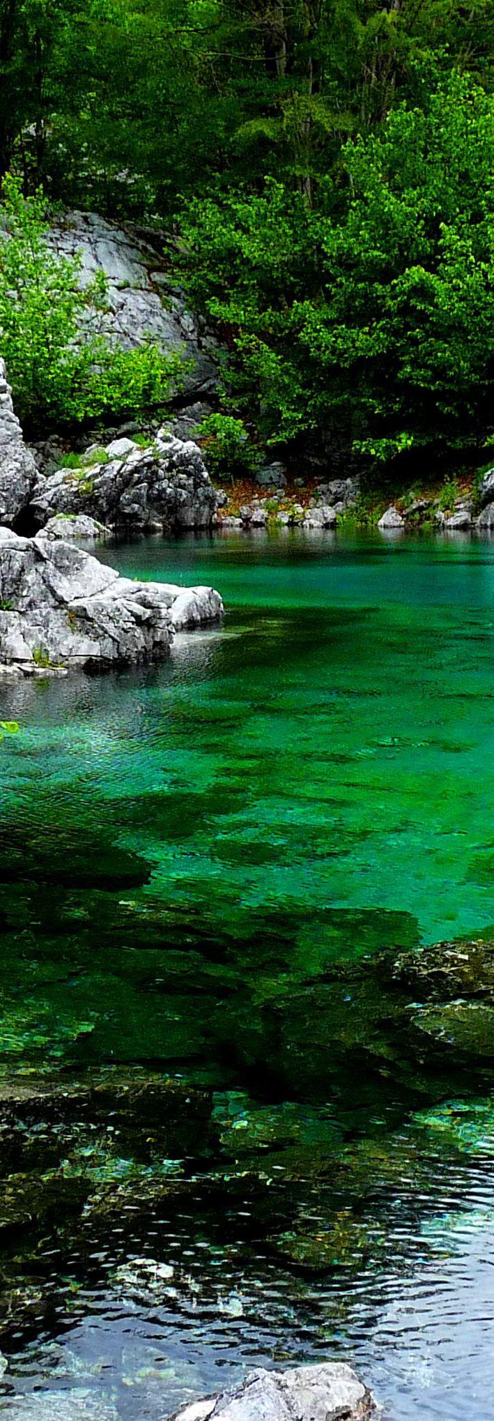 Valbona Valley. Valbona, Albania. Valbona National Park, Northeastern Albanian Alps, will undergo in UNESCO's protection.