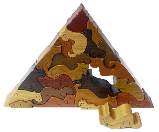 animal-wooden-puzzle   Wooden Toys (Ginga Kobo Toys) Japan