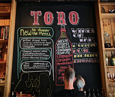 Best Tapas Restaurants in the U.S.: Toro, Boston, MA