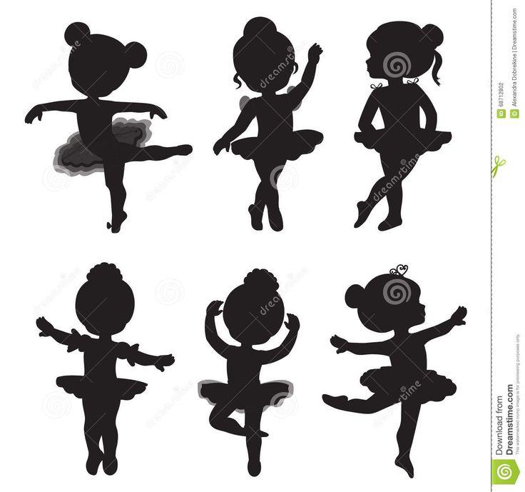Grupo Do Vetor De Silhuetas De Bailarinas Pequenas - Baixe conteúdos de Alta Qualidade entre mais de 62 Milhões de Fotos de Stock, Imagens e Vectores. Registe-se GRATUITAMENTE hoje. Imagem: 68712802