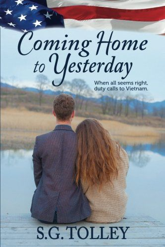 Coming Home to Yesterday by Steve Tolley. Perhaps with a little luck and grace thrown in, you will meet someone so incredibly special to you that your love for them never goes away. You feel it from the day you meet until the day you die. That kind of love is the sweetest part of life. Whether cast by the winds of chance or fate, Bill and Ann's first encounter one youthful summer's day sets into motion an intertwining of their lives and their love. Just when a shared future seemed certain...