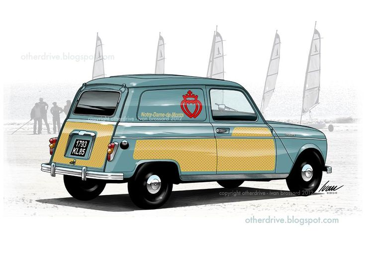 Renault 4 1961-92