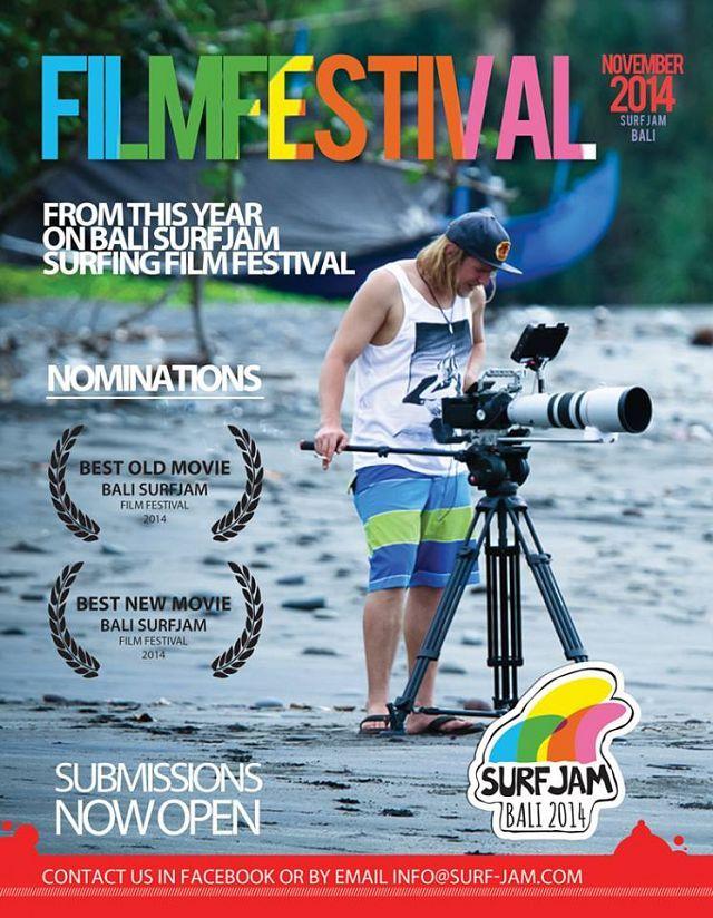 Серф-фестиваль на Бали SurfJam 2014!
