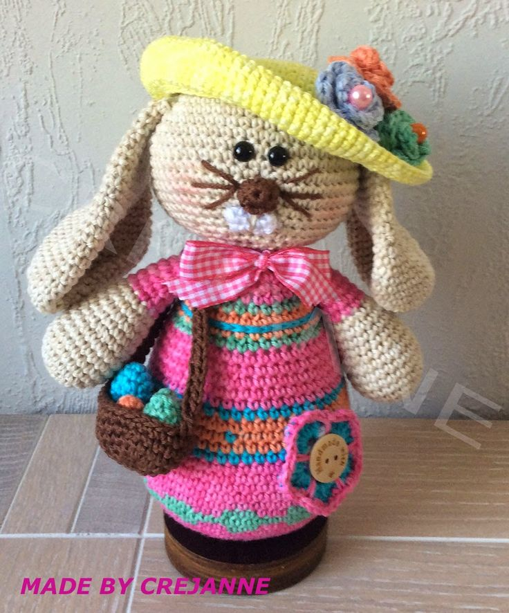 286 best images about Amigurumi .Crochet toys on Pinterest