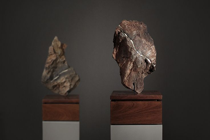 Artist Jenna Burchell creates 'singing rocks'. Bring your hands near to hear these ancient rocks from the Cradle of Humankind, South Africa, sing of their home, land, and history. #CradleofHumankind #soundart