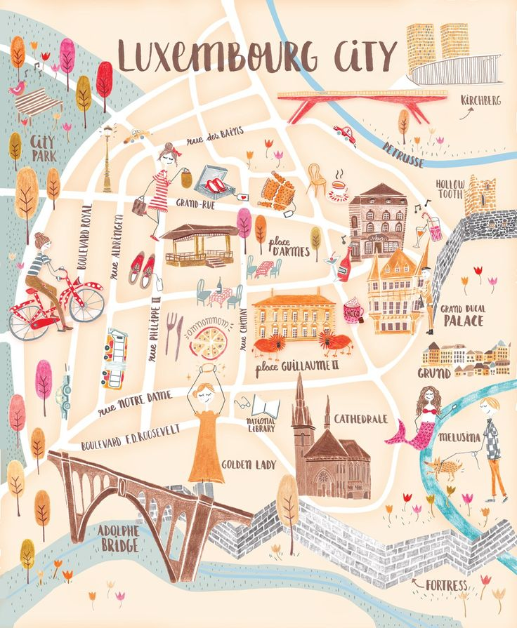 Luxembourg City | Wonderfilled Magazine