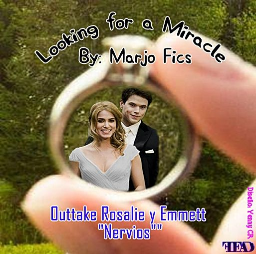 Banner para: Marjo-Cullen Historia: Looking for a Miracle  Capítulo: Outtake