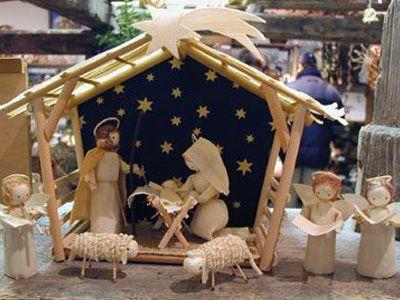 Рождественский вертеп своими руками :: Поделки :: Все о детях