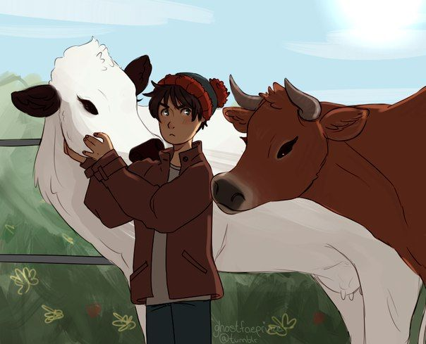 Stan Marsh ~ cows *moo*