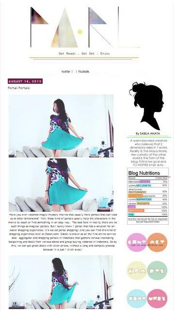 Blog post by Pastel Girl @SabilaAnata