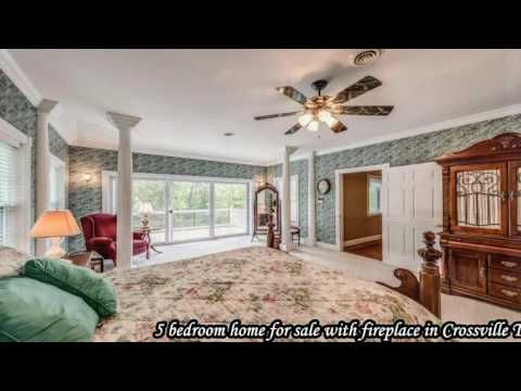 5 Bedroom Home For Sale With Fireplace In Crossville TN Ift