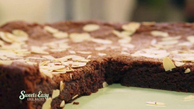Hoover & Floyd Schokoladenkuchen nah