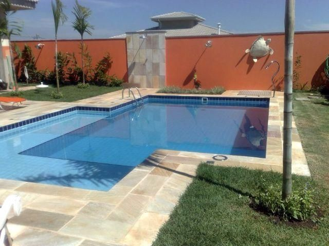 Construçao de piscinas de alvenaria 7 x 3 x 1.50 31.500 litros de agua - ZIP Anúncios