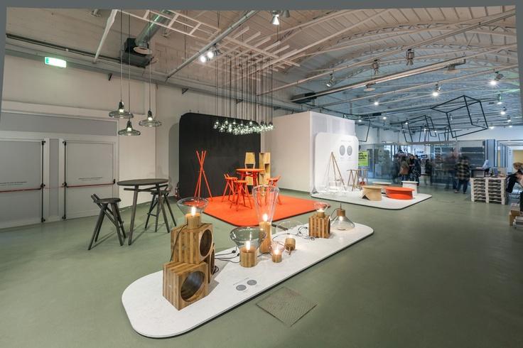 GLASS MEETS WOOD at MOST Salone 2013, Tom Dixon design destination, Milan    www.lugi.cz