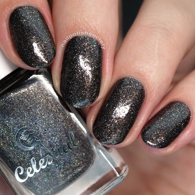 Nail Polish Society>> Celestial Cosmetics The Curse of Miss Ives Collection   Halloween Story LE   September 2016 Limited Edition