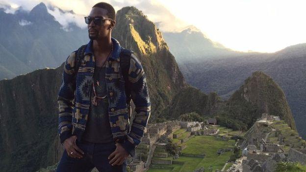 NBA: Chris Bosh está de visita en el Perú. May 27, 2015.