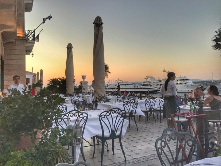 My favourite places to eat in Athens and beyond | Yiannis Karakasis MW