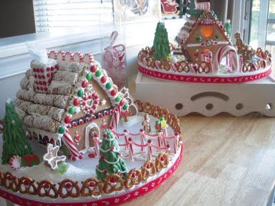 "from ""Gingerbread House Ideas"""