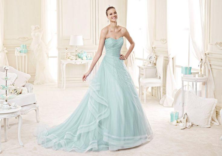 Brautmoden Petsch Kollektionen 2015 Nicole Fashion Group Ball Gown Tiffany