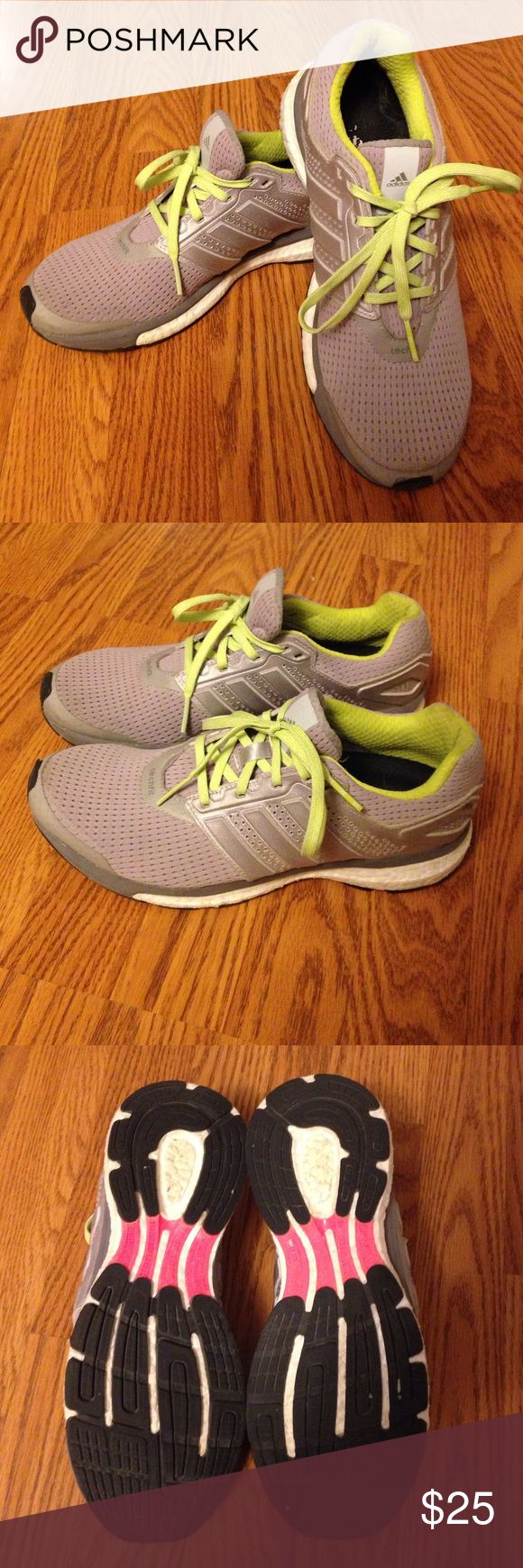 Like new! Adidas women's running shoe. Adidas boost, Supernova running shoes. Size 8.5. Excellent condition, very light wear. Adidas Shoes Athletic Shoes