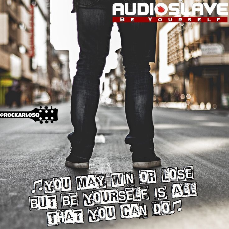♫You may win or lose but be yourself is all that you can do♫ #Audioslave #BeYourself #ChrisCornell  #lyrics #lyricstoliveby #lyricsoftheday #relatablelyrics #love #qotd #favoritesong #bestsong #listentothis #goodmusic #instamusic #relatedlyrics #quotes #instatext #textgram #quotesdaily #versagram #quotesgram #tweetgram #songquote #inspiration #tagstagramers #tagsta