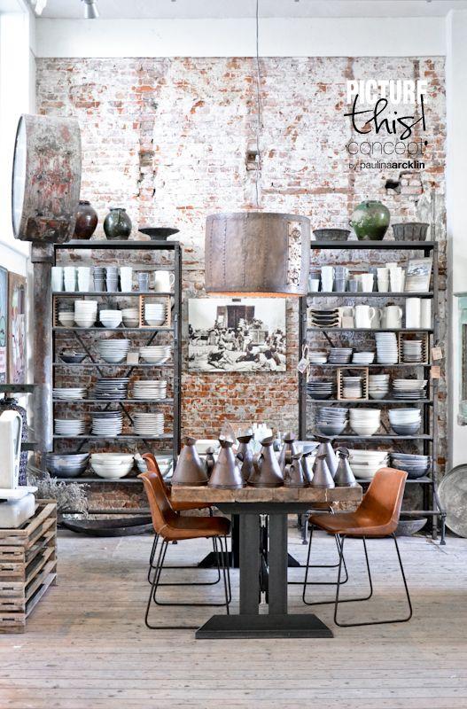 © Paulina Arcklin Raw Material Store Amsterdam