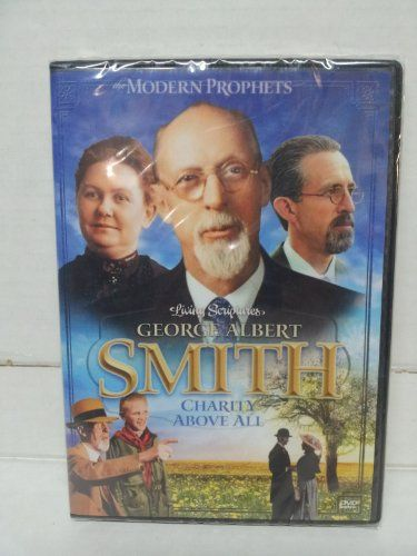 This is why I love being LDS -  George Albert Smith (Modern Prophets) / http://www.mormonproducts.net/george-albert-smith-modern-prophets-2/
