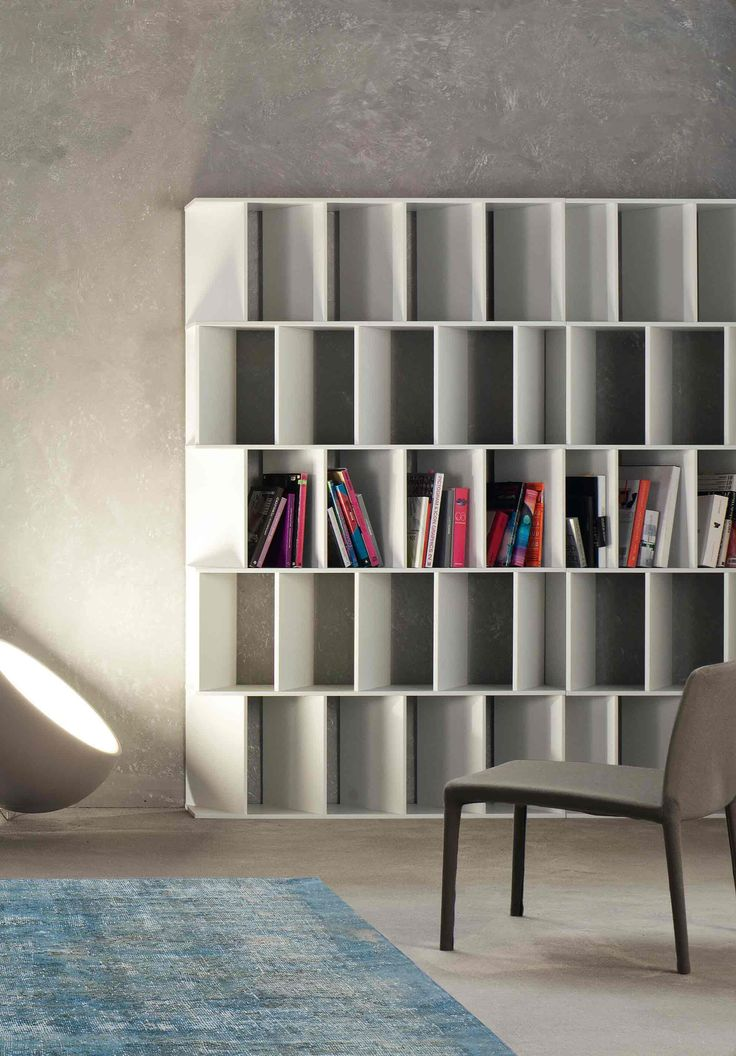 Fun Bookshelf, Bonaldo, design: Gino Carollo