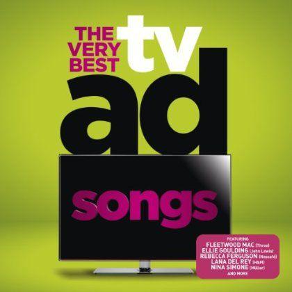 Very Best Of Tv Ad Songs - Very Best Of Tv Ad Songs, Orange