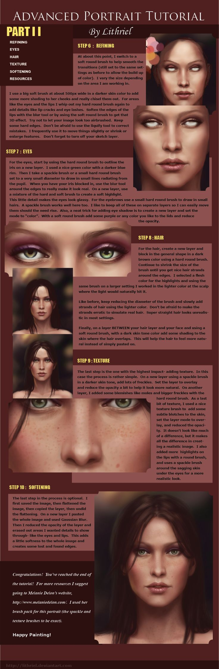 Digital Painting Tutorial Pt 2 by `lithriel on deviantART