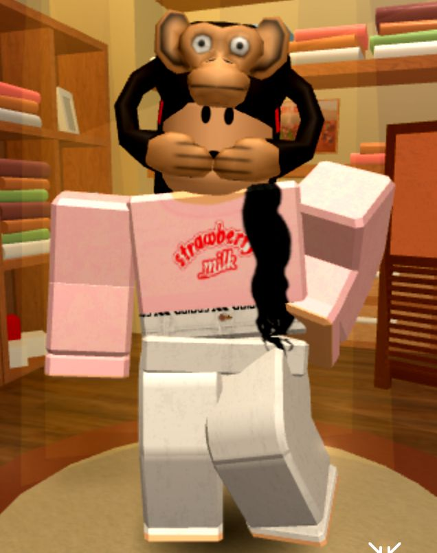 Like this Roblox outfit? Wanna see more? Follow me!
