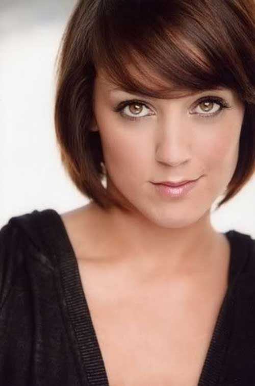 awesome 15 short hairstyles for fine straight hair