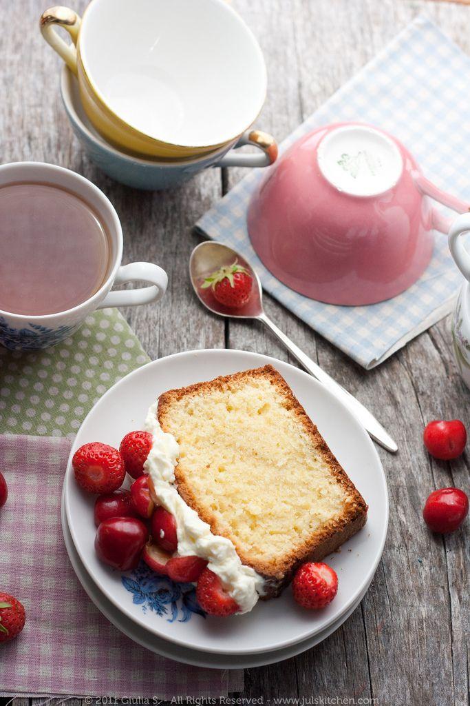 Lemon & White chocolate pound cake | Recipe | Lemon cakes, Chocolate ...