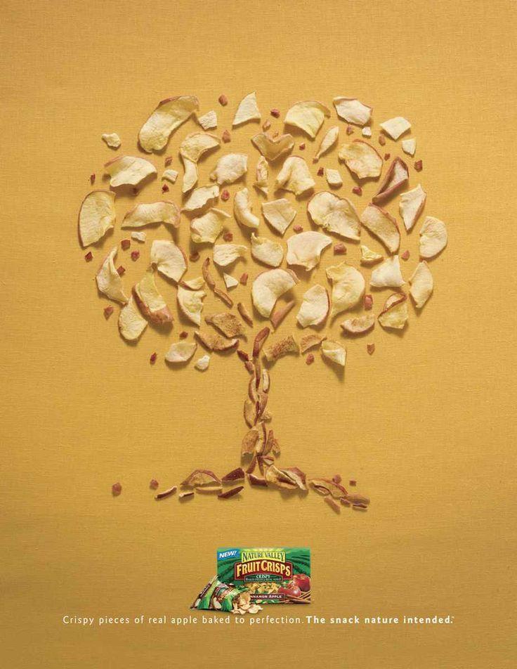 креативная реклама еды - Buscar con Google