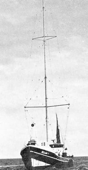 Radio 270's ship mv Oceaan 7.