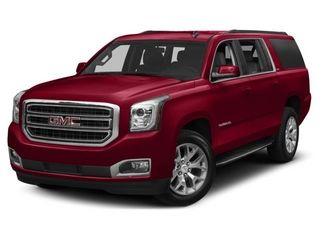 New 2016 #GMC Yukon XL Denali SUV for sale in Fargo, ND, at Luther Family Buick GMC. Key features include navigation, electronic stability control, leather upholstery, blind spot sensor, lane departure | GMC Dealership Near West Fargo, Grand Forks, Dilworth & Moorhead | New GMC Yukon XL for sale #carsforsale