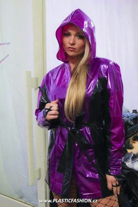 Pin By Latex Lover On Plastic Raincoats Pinterest