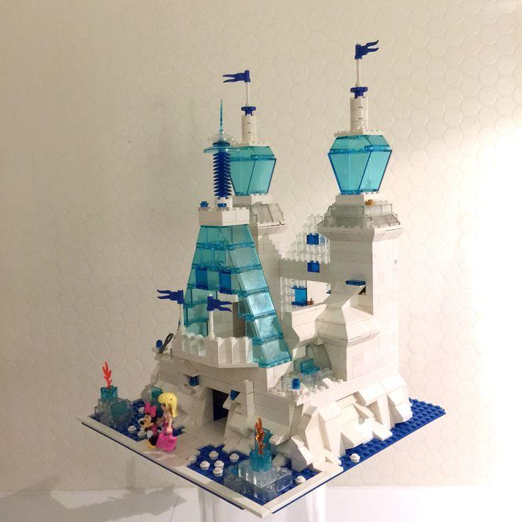 Lego, Frozen, Arendelle, Lego buildings , playtime