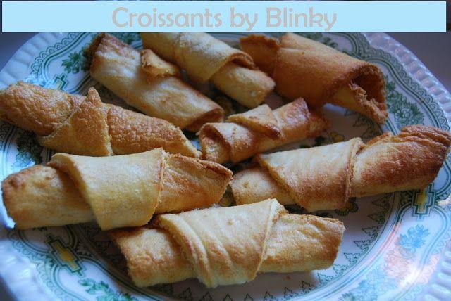 Recetas - Croissants Dukan -