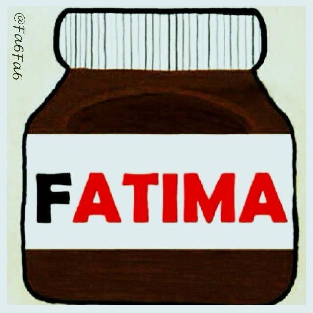 Фатима картинки с надписями, днем рождения женщине