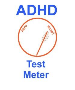 """3 ADHD Screening Tests - Who needs numbers? """"And good luck. Good luck because the higher you score, the more you're going to need it."""""""